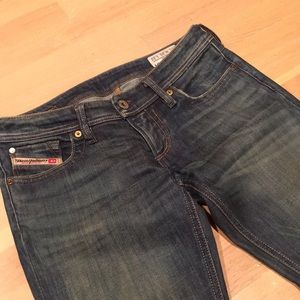 Diesel Jeans - Diesel Lowky Jeans W25
